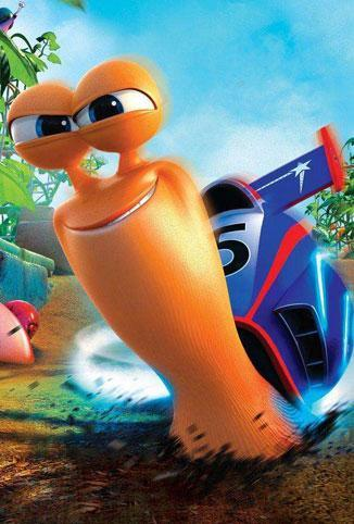 极速蜗牛:狂奔 第二季 英文版