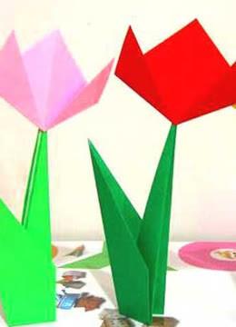 宝宝手工折纸课堂