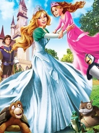 天鹅公主:皇室传说