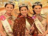 香港小姐出炉 邵佩诗夺得冠军
