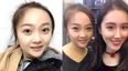 19岁林妙可近照曝光,网友却被她的下巴吓到了