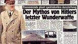 """希特勒仍未亡? 揭秘纳粹地下""""雅利安城"""", 用UFO监控全球"""