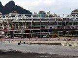 走近建设中的里约奥运会场馆