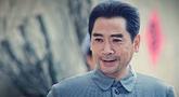 特型演员刘劲投入角色为戏负伤