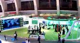 首都网络安全日:360展台全景