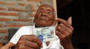 印尼一老人过146岁生日 自称不想再活了