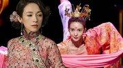 第4期:章子怡穿旗袍再现梅艳芳经典
