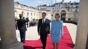 民调:马克龙所在政党料将赢得法国议会最多席位