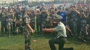 高校军训教官表白事件续:军队校方已调查