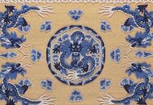 皇宫造办处制作的地毯和民间地毯有何区别?