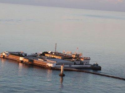 """南海中解放军的那些""""岛礁堡垒"""""""