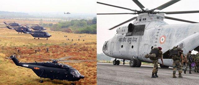 中印最大直升机性能对比:直-8如同小不点