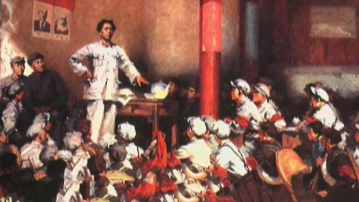 古田会议筑军魂:中国军队发展史的新篇章