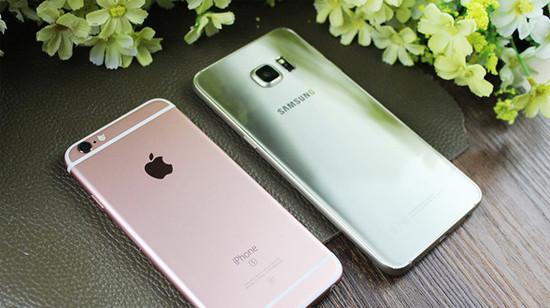 """苹果三星结束""""相杀""""""""相爱""""共创OLED未来"""