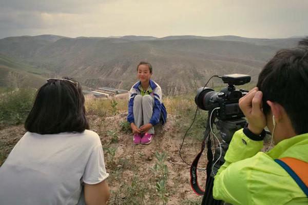 天地牵梦:景海鹏太空朗读大山女孩的梦想 - 一统江山 - 一统江山的博客