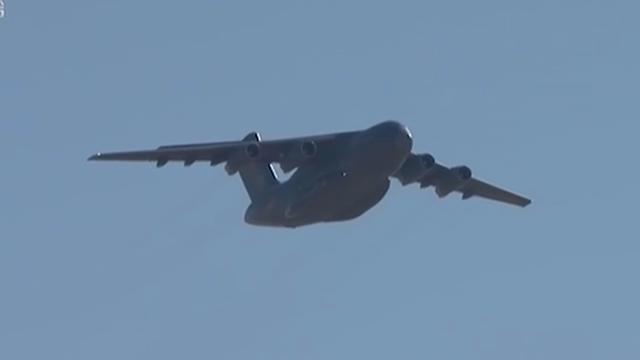 运输机梯队:空中投送实力的全面跃升