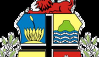 阿鲁巴国徽,最初在荷兰首都阿姆斯特丹创制图片