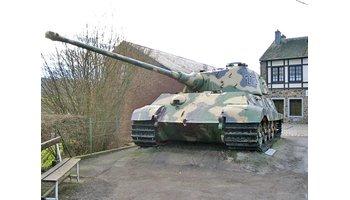 八号坦克鼠式