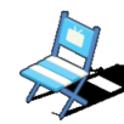 苍色户外椅.png