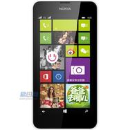 诺基亚(NOKIA) Lumia 630 (白色)WCDMA/GSM 双卡双待