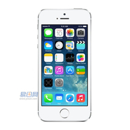 Apple 苹果 iPhone 5s 16G (GSM/WCDMA) 手机 银色