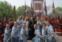 昙宗,是少林寺的武术总教头,武功冠绝武林,王世充为收归己用,命王仁则图片