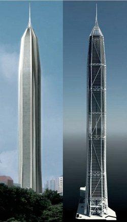 """4 日照影响 """"平安国际金融中心""""将成为深圳市目前最高的建筑物,根据"""""""