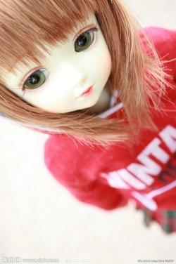 除此还有yo-sd (孩童sd娃娃) 和俏皮可爱的精灵sd娃娃衣服.