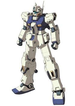 RGM-79C吉姆改(雷神部队型)