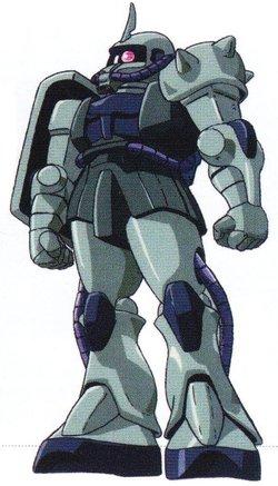 MS-06S指挥官用型扎古Ⅱ