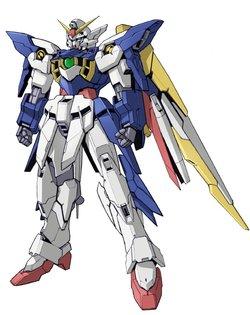 XXXG-01Wfr-A重生凤凰飞翼高达·曙光