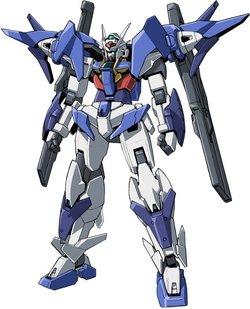 GN-0000DVR-S高达00天翔型