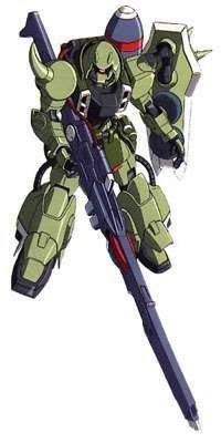 ZGMF-1000-A1炮战型扎古勇士