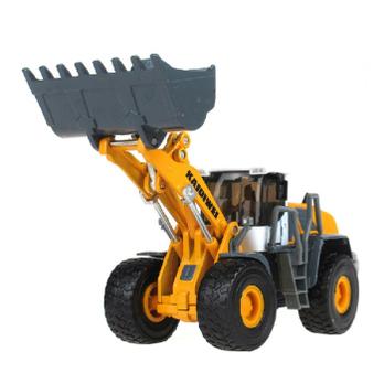 工程车挖土机推土机吊车消防车