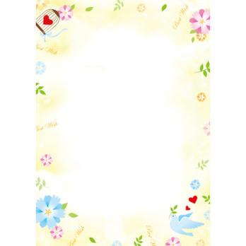 a4纸花边简笔画图片-挑选板报花边简笔画图片的方法