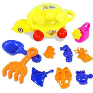 儿童沙滩玩具套装