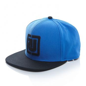 体绣平檐棒球帽