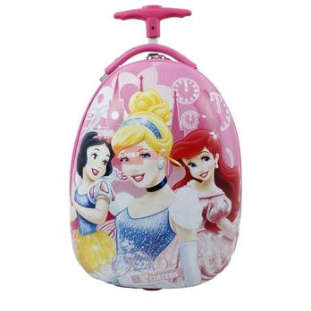迪士尼disney米奇米妮公主拉杆书包