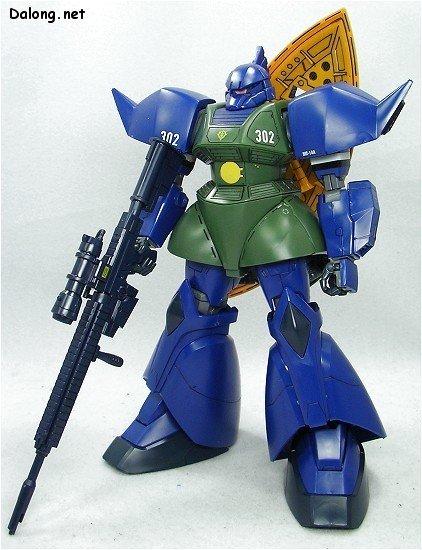 MG59卡多专用勇士