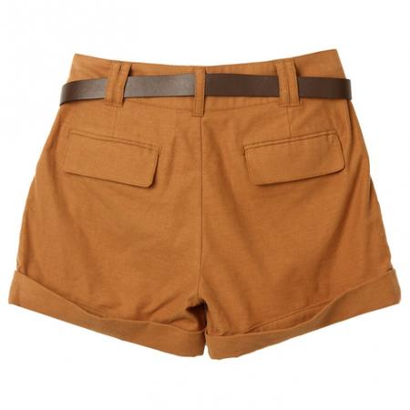 女时尚短裤