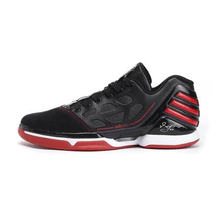 阿迪达斯adidas 男鞋罗斯战靴篮球鞋