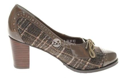 莱尔斯丹专柜正品2012单鞋3t80