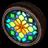 Icon-壁挂圆形彩色玻璃窗.png