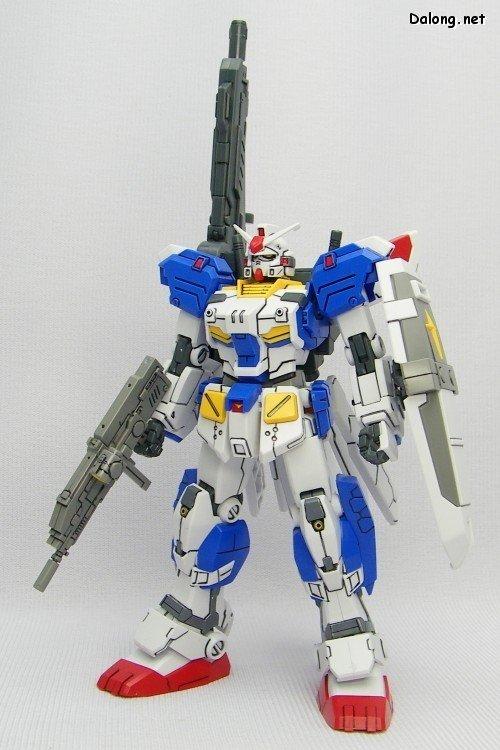 H98高达7号机全武裝