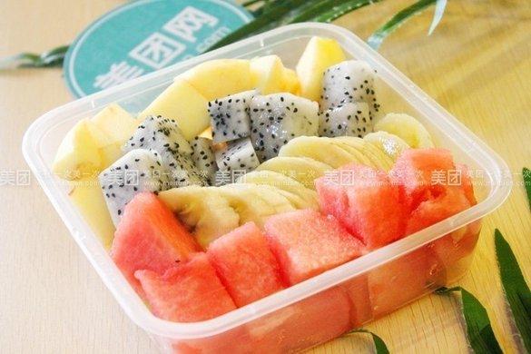 水果拼盘西瓜苹果香蕉 水果拼盘桔子香蕉苹果 苹果香蕉水果拼盘