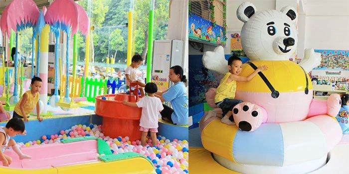 哆唻咪儿童乐园【8.4折】