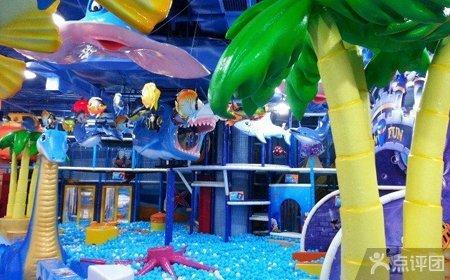 奇乐儿游乐场儿童主题乐园单场儿童票