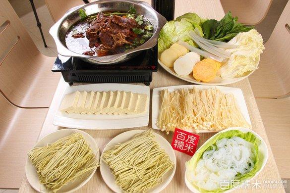 羊蝎子菜品4人餐!精选新鲜香瓜,老汤味厚,满足干火锅皮怎么做腌菜湖南做法图片