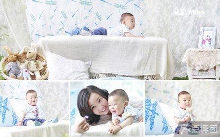 米可儿儿童摄影【1.7折】