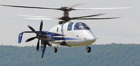 """是美国现役""""黑鹰""""速度的2倍   私人直升飞机的最高时速可达多少?"""